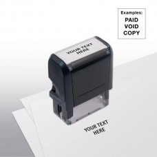 Design Your Own Stock Stamp, Small - Self-Inking - 103046C