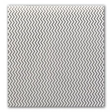 Chevron Black Tissue Paper, 20 x 30\