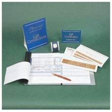One-Write - Gift Certificates - 500 Gift Certificate Kit - 1425M