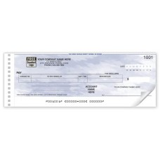 One Write - Business Disbursement Cheques (Duplicate/2-Parts)