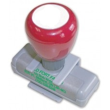 Rubber Stamp - Custom - Pre-Inked - Medium (Imprinted/3401)
