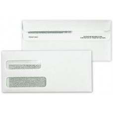 Double Window Confidential Self Seal Envelope - 5022C