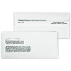 Double Window Confidential Self Seal Envelope - 5030C