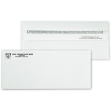 No. 10 Envelopes, Confidential Security Tint, Self Seal (Imprinted Envelope/712)