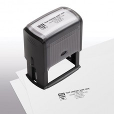 Name & Address Stamp, Large - Self-Inking Stamp - 8844L