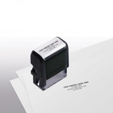 Name & Address Stamp, Small - Self-Inking Stamp - 8844S