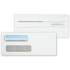 Double Window Envelope Self Seal 8 5/8 x 3 5/8 - 92502