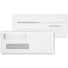 cheque Envelopes, Double Window, Self Seal - 92534