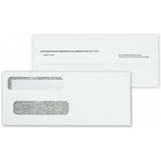 Double Window Confidential Envelope, Self-Seal - 92663