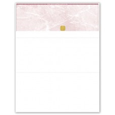 BLANK BURG TOP SEC CHEQUE - FRENCH - UBGQS85