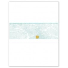 BLANK GREEN MID SEC CHEQUE - FRENCH - UGNQS39