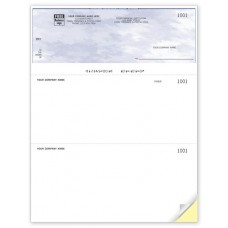 Laser Top Cheque (Original/1-Parts)