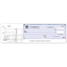High Security Manual Cheque - 22 Security Features (Original/1-Parts)