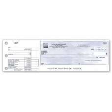 1-TO-A PAGE PORTABLE CHEQUE (Original/1-Parts)
