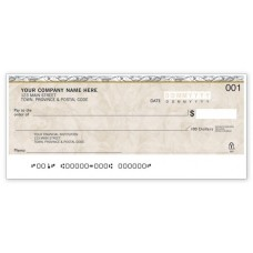 PERSONAL CHEQUE-FESTOON ENGLISH (Original/1-Parts)