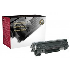 CIG Remanufactured Extended Yield Toner Cartridge for HP CB435A (HP 35A)