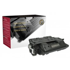 CIG Remanufactured Extended Yield Toner Cartridge for HP C8061X (HP 61X)