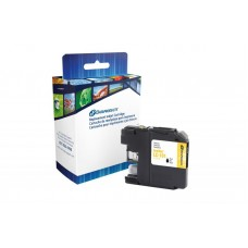 Dataproducts Canada Non-OEM New Black Ink Cartridge for Brother LC101