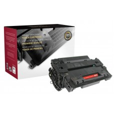 CIG Remanufactured High Yield MICR Toner Cartridge for HP CE255X (HP 55X), TROY 02-81601-001
