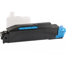 CIG Non-OEM New Cyan Toner Cartridge for Kyocera TK-5152C