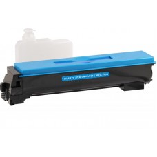 CIG Non-OEM New Cyan Toner Cartridge for Kyocera TK-552