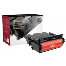 CIG Remanufactured Extra High Yield MICR Toner Cartridge for Lexmark T644/X644/X646