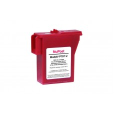 Dataproducts Postage Remanufactured Postage Meter Red Ink Cartridge for Pitney Bowes 797-0/797-Q/797-M