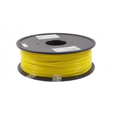 Non-OEM New PLA Filament, Yellow - 1kg/roll